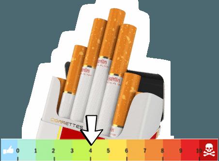 trucizny dym papierosowy