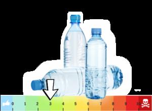 trucizny napoje w plastikowych butelkach